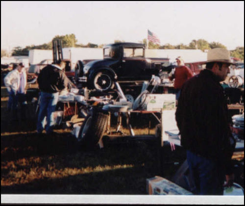 Chickasha Antique Auto Club Swap Meet